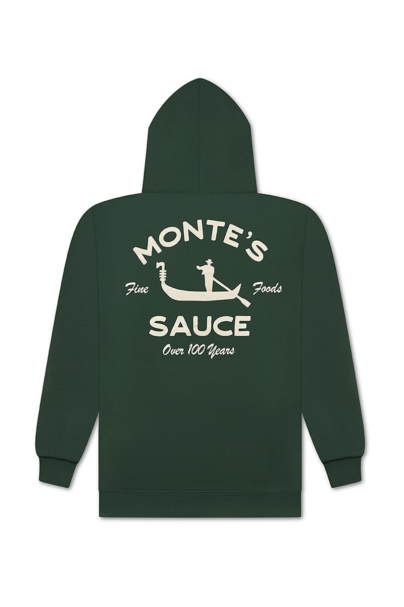 Finally, You Can Wear Your Love for Monte's Succulent Sauce
