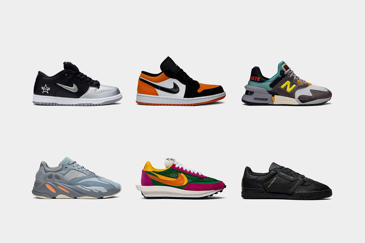 crédito Anzai Simplemente desbordando  Get Some of 2019's Best Sneakers Fast With GOAT Instant Shipping