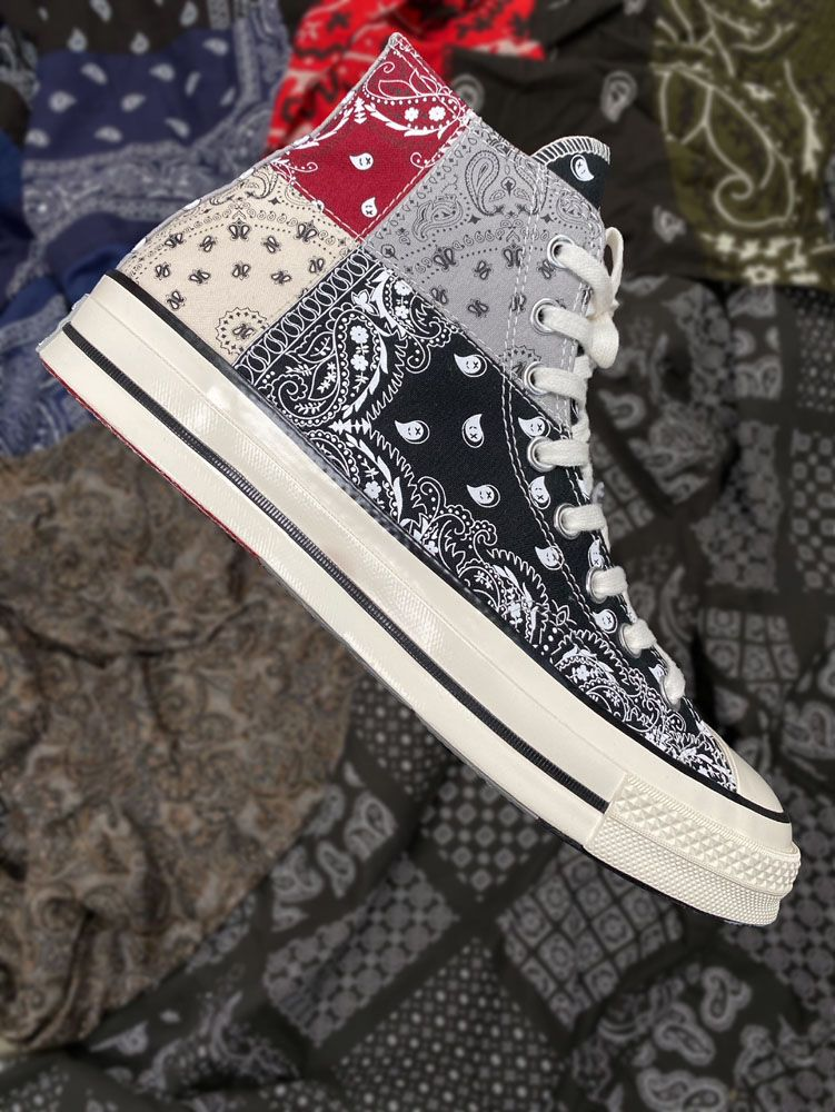 Offspring's Paisley Chuck Is Patchwork Done Right 3
