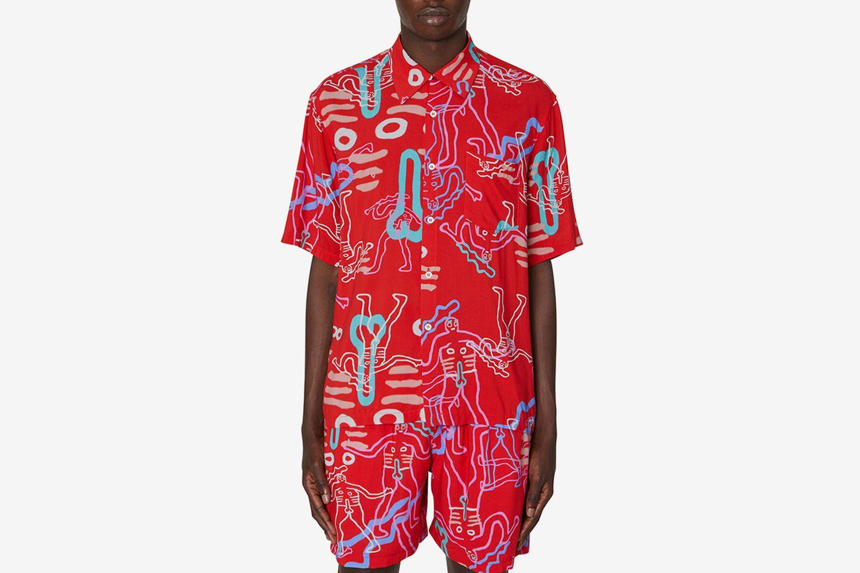 Dude Hawaiian Shirt