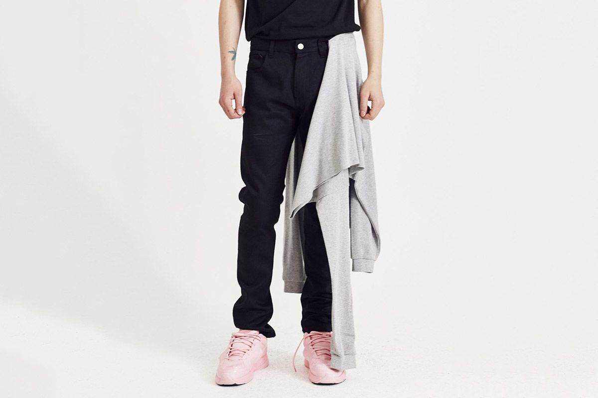 Anthony Wrap Jeans