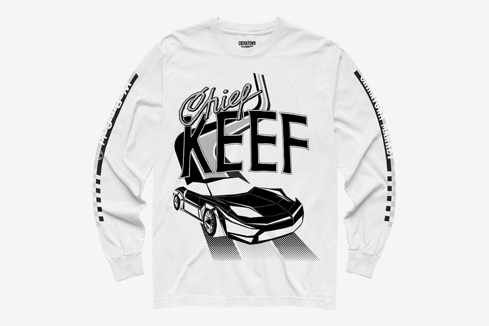 Chief Keef x Chinatown Market x WeBuyGold