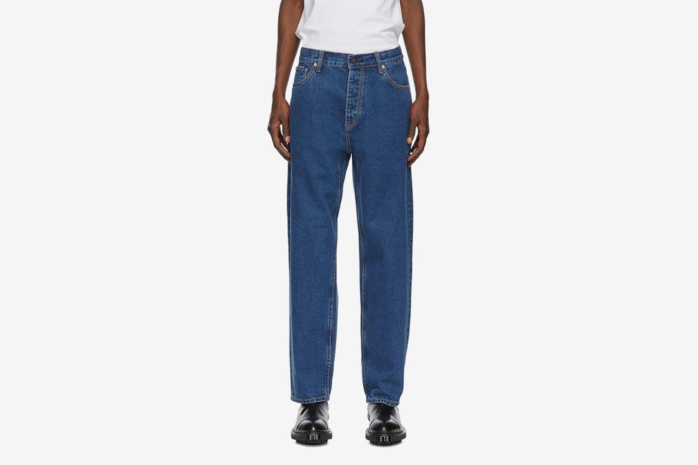 Indigo Benz Jeans