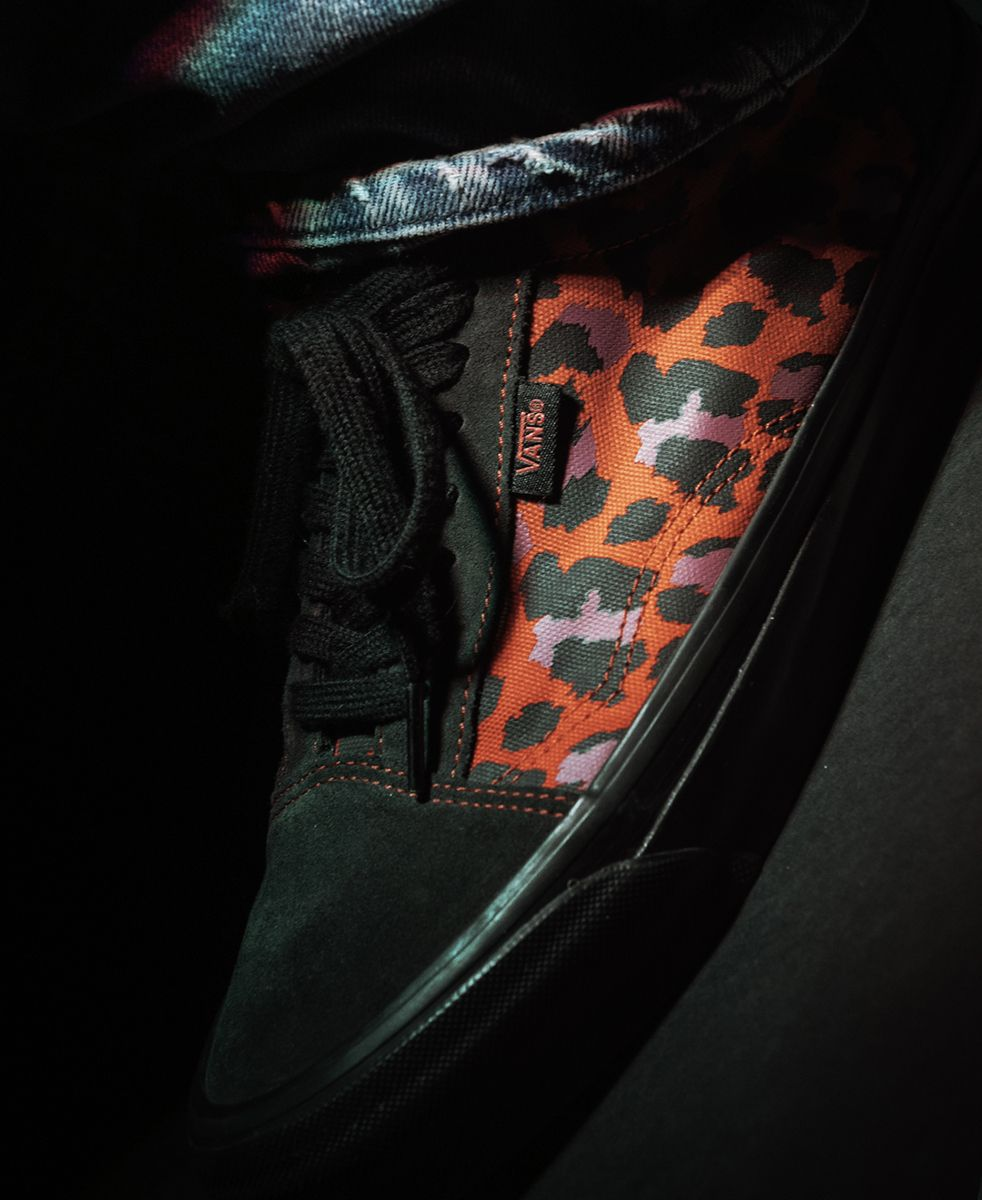 Stray Rats' New Leopard Print Vans Are Nothing Short of Electric 3