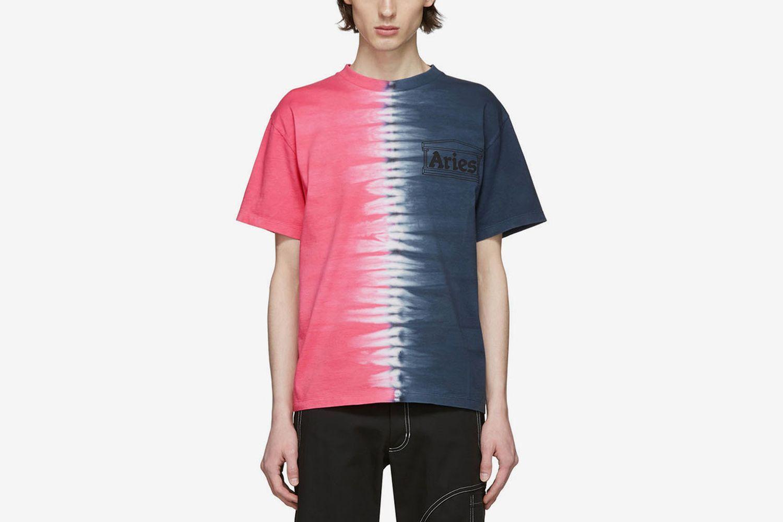 Tie-Dye Temple T-Shirt
