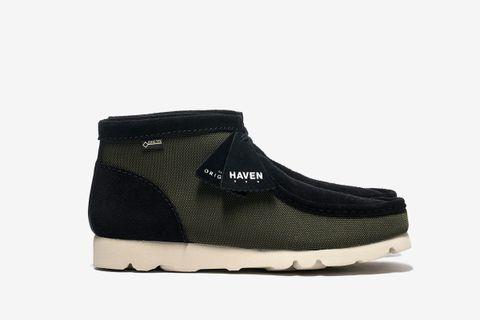 GORE-TEX Ballistic Wallabee Boot