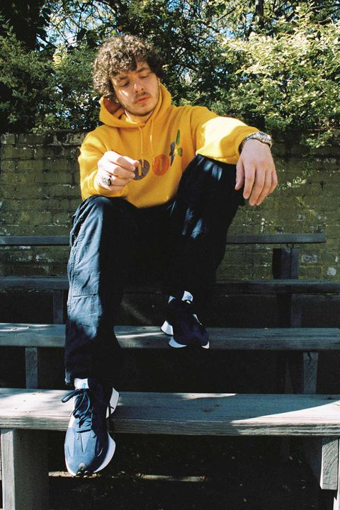 Jack Harlow Talks Us Through His New Balance Collection & the Latest 327s 23