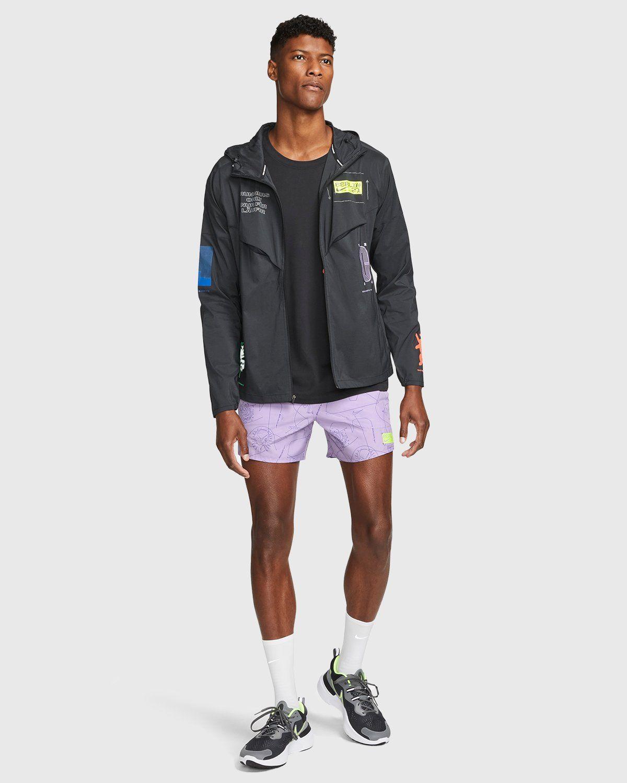 Nike x Highsnobiety – Mens Repel Berlin Windrunner Jacket Black - Image 10