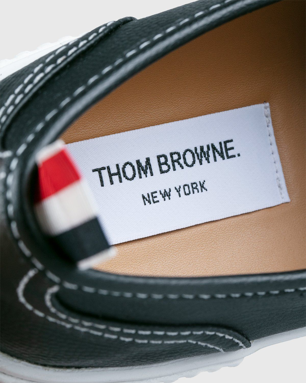 Thom Browne x Highsnobiety — Women's Heritage Sneaker Grey - Image 8