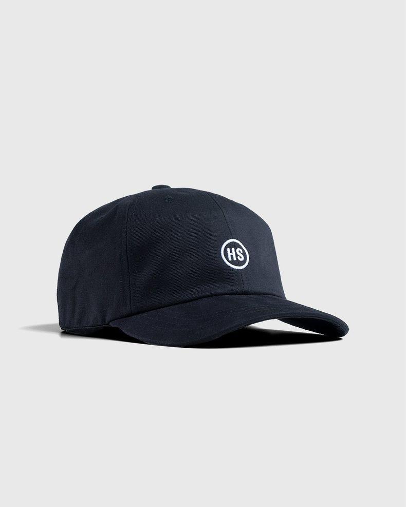 Highsnobiety – Baseball Cap Black