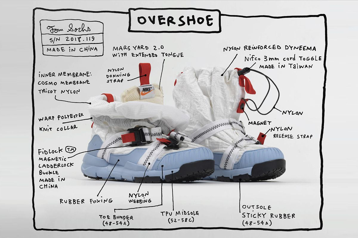 a58defffaf4 NikeCraft x Tom Sachs Mars Yard Overshoe  Release Date   Price