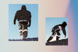 oben adidas Snowboarding x BAPE FW18 Collection: Release Date