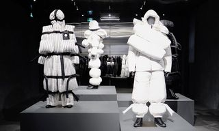 Craig Green's New Moncler Installation at SSENSE Montreal is Puffy Perfection