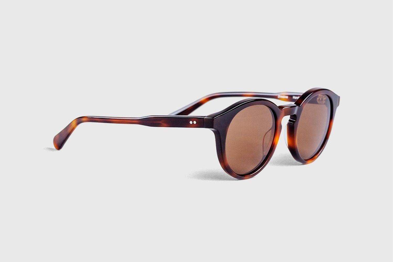 Zinedine Tortoise Sunglasses
