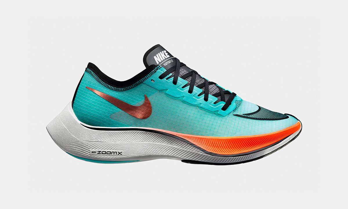 "Nike Celebrates Japan's Running Season With Vibrant ""Ekiden Zoom"" Pack"