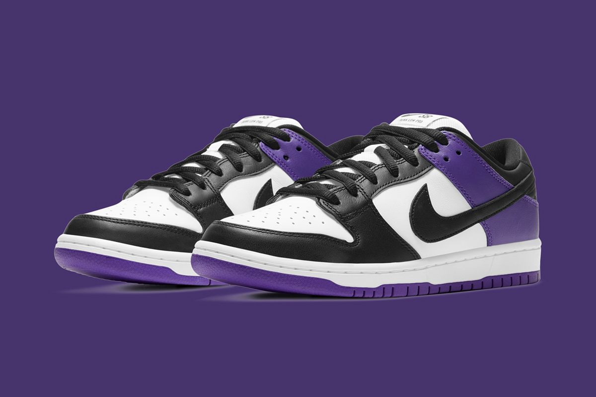 "The Nike SB J-Pack Could Be Getting a ""Court Purple"" Addition 3"