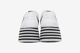 0887e8be4e60 COMME des GARÇONS x Nike Cortez Platform  Release Date