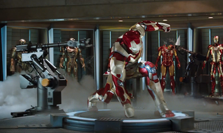 Here is the First Iron Man 3 Trailer Teaser & Official Movie Poster