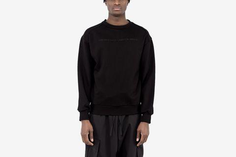 Better Said Sweater