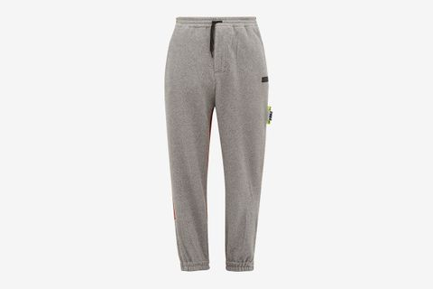 Bi Colour Fleece Track Pants
