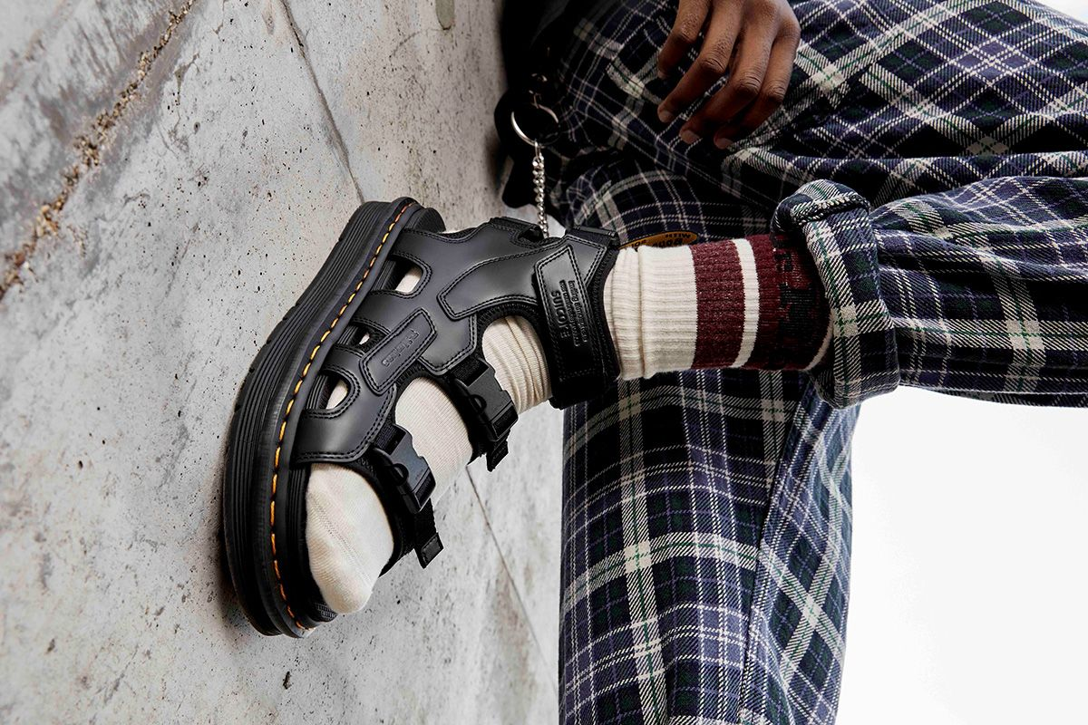 Thanks to Suicoke You Can Rock Doc Martens All Summer Long 12