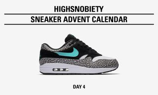 "Win the atmos x Nike Air Max 1 ""Elephant"" in Today's Highsnobiety Advent Calendar"