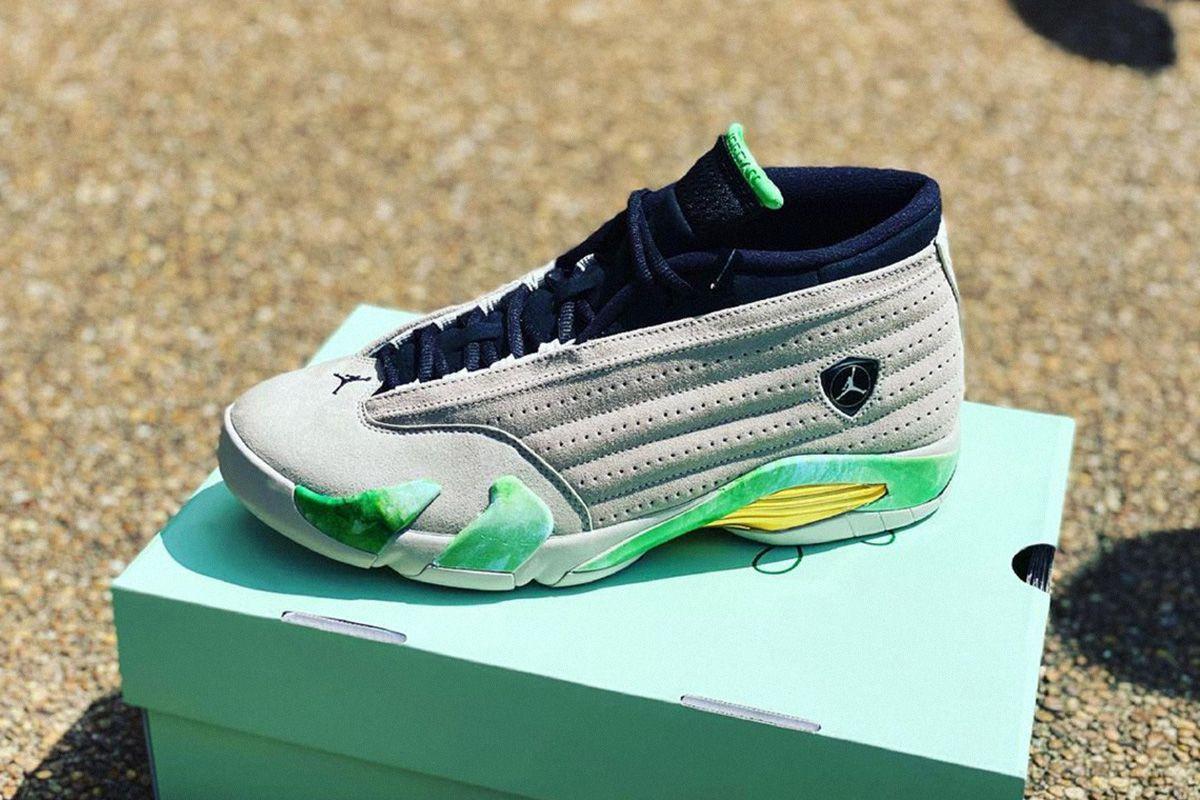 Aleali May's Latest Air Jordan Proves the Future of Sneakers Is Genderless 3