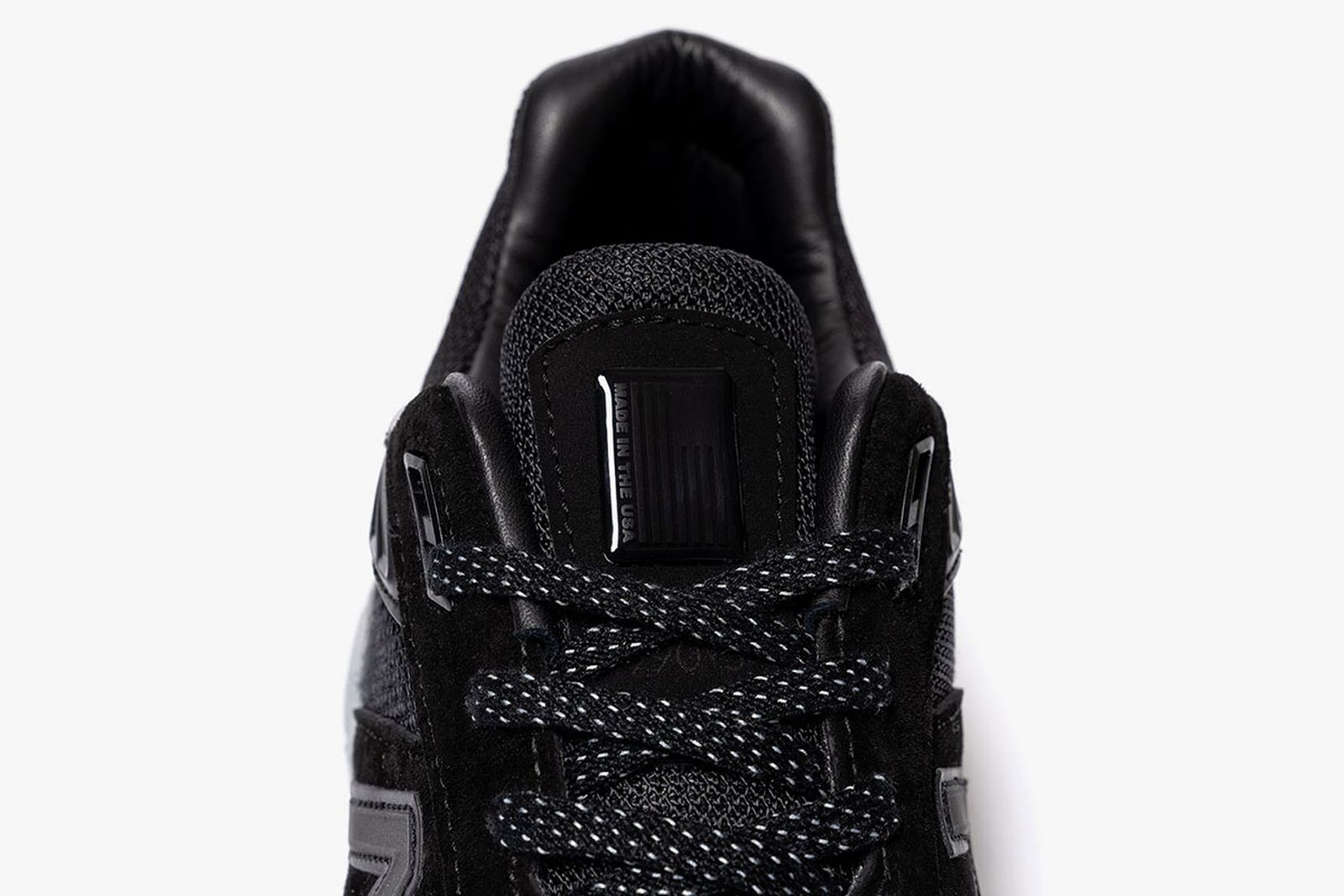 haven x new balance 990v5 black