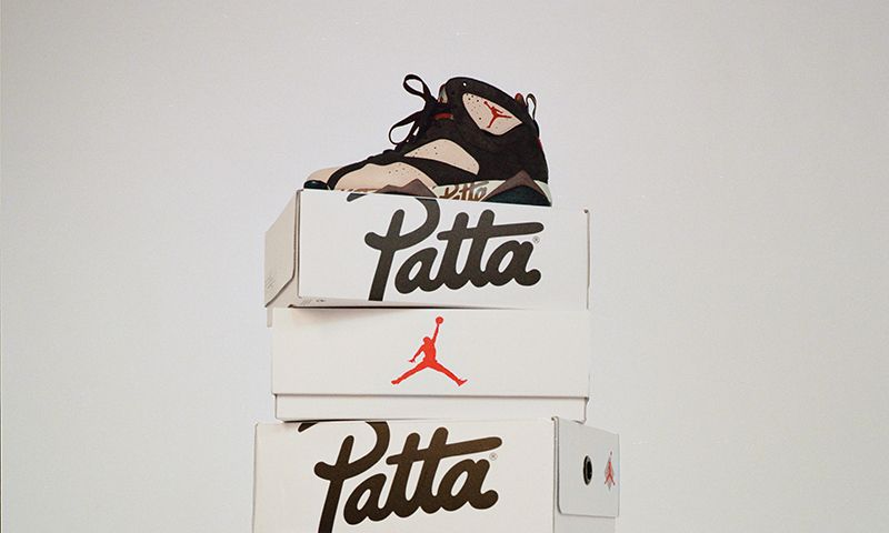 low priced 4273c 01af0 Patta x Nike Air Jordan 7  When   Where to Buy Today