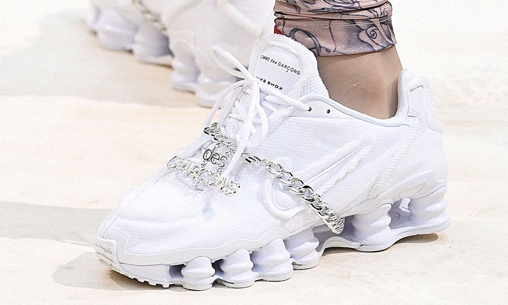 finest selection 5f8dd 729c3 COMME des GARÇONS x Nike Shox  Where to Buy in North America