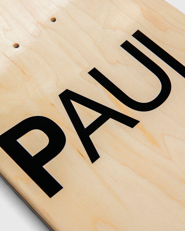 "The Skateroom x Highsnobiety — Paul Mccarthy ""Tree"" Skate Deck Set - Image 5"