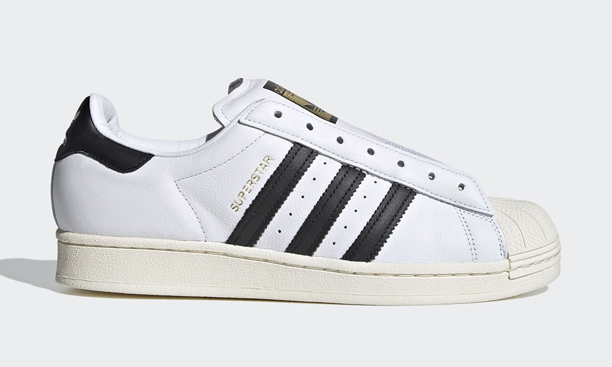 adidas Superstar Laceless: First Look & Release Info