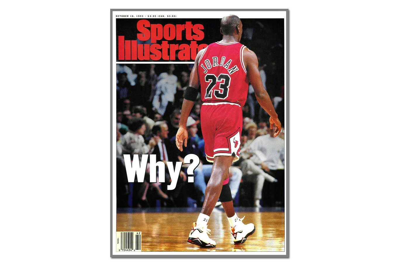 8f3eae8ecc0 #HSTBT | The Conspiracy Around Michael Jordan's First Retirement |  Highsnobiety