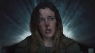 the lodge trailer Riley Keough
