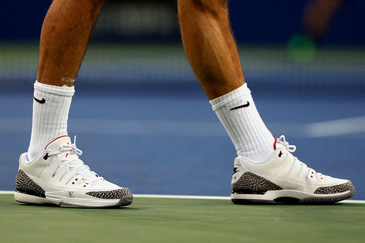 The 10 Most Iconic Tennis Sneaker Moments of All Time 23