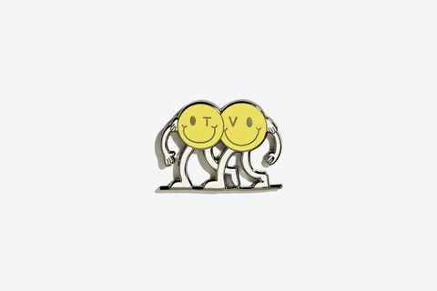 Friends Pin
