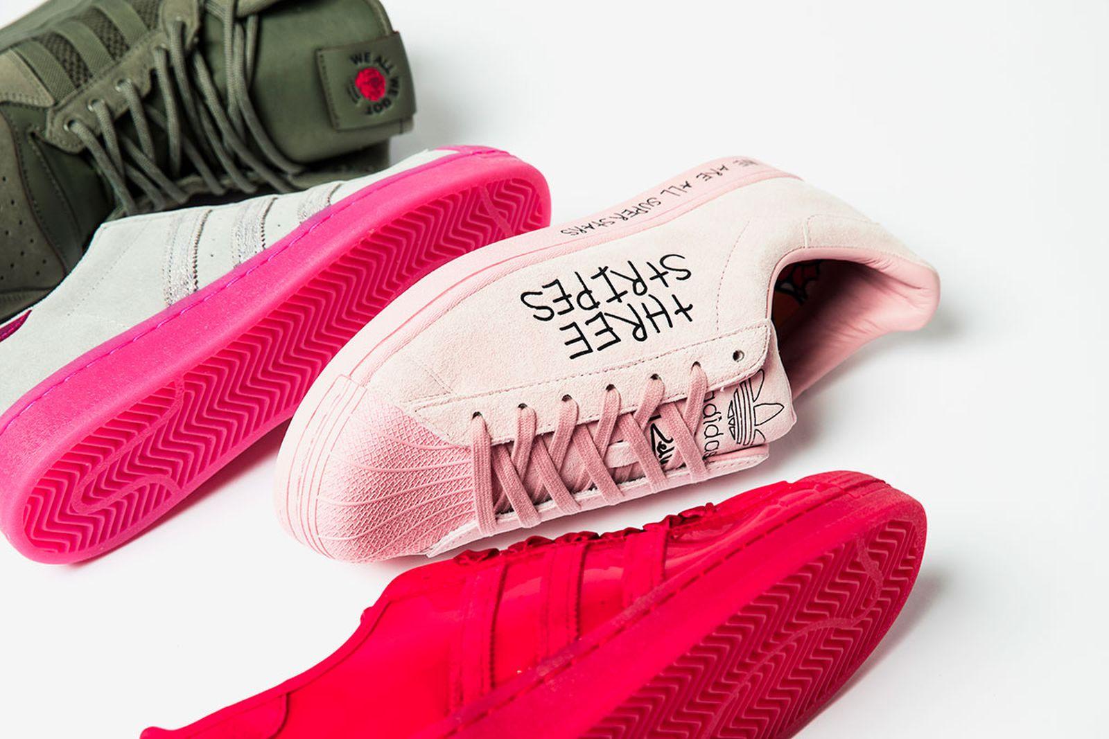 Shop adidas All-Star Weekend Superstar Drops