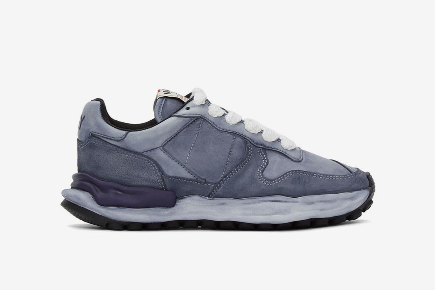 Over-Dyed OG Sole Training Sneakers