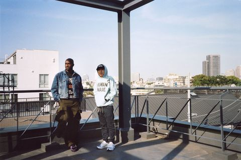 Virgil Abloh and Nigo announce LV collab
