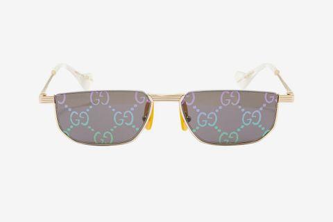 GG0627S Logo Sunglasses