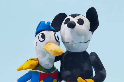 323e48c3 StockX is Giving Away Two BAPE x Disney Plush Toys | Enter Here