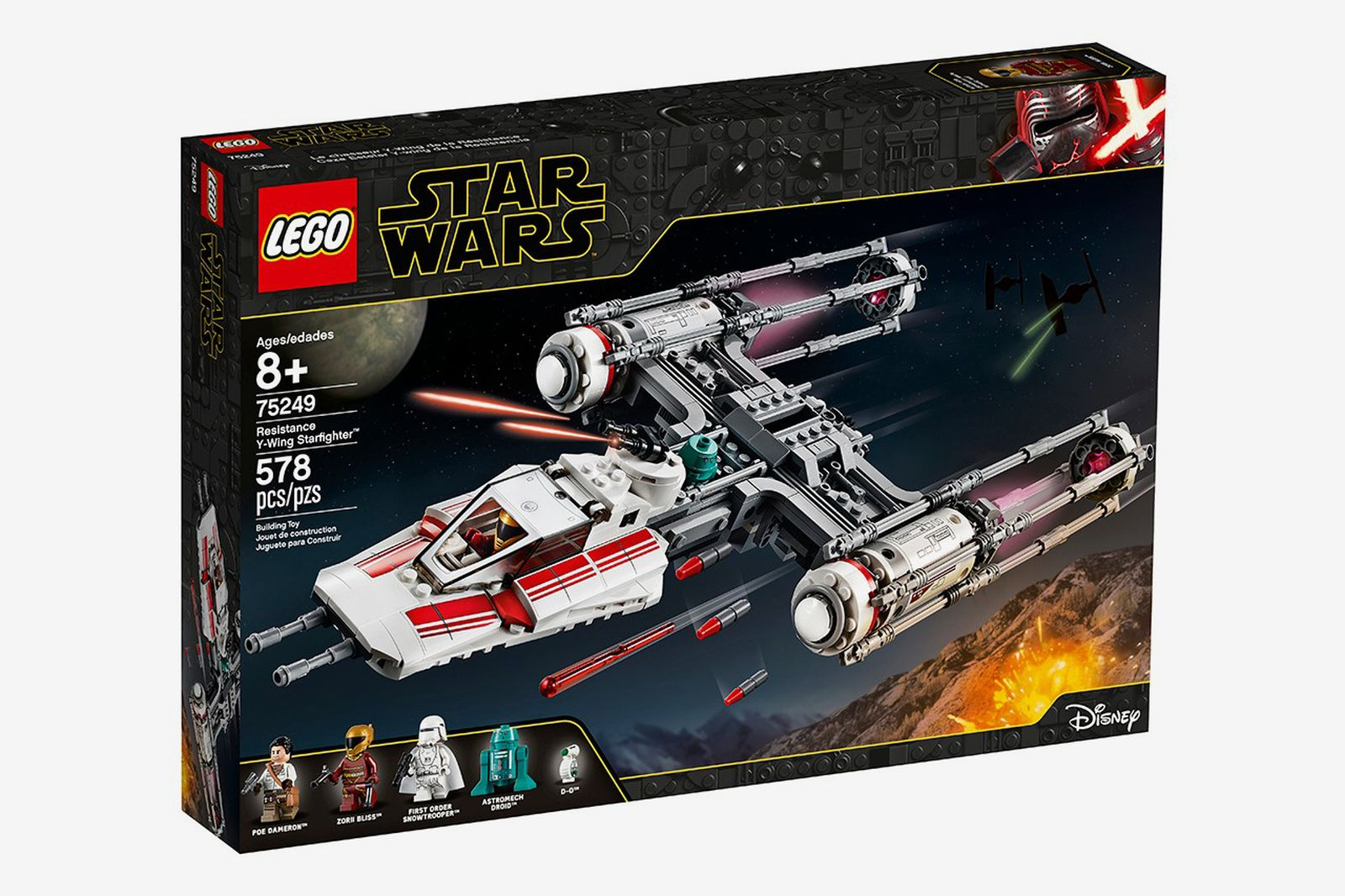 lego star wars range 20th anniversary The Mandalorian star wars: rise of skywalker