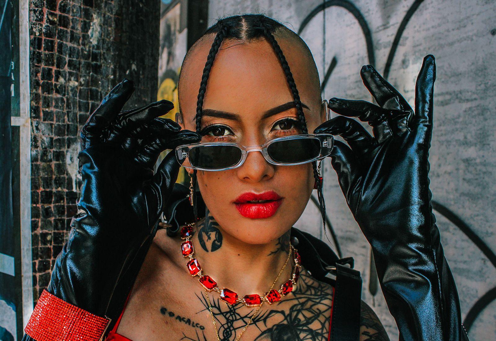 dj rosa pistola curator mexico city soundsystem