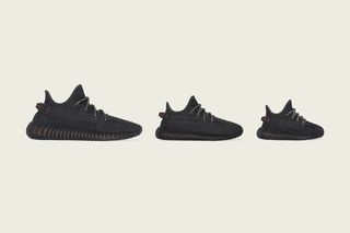 9506673e adidas Originals YEEZY Boost 350 V2 Black: Where to Buy This Week