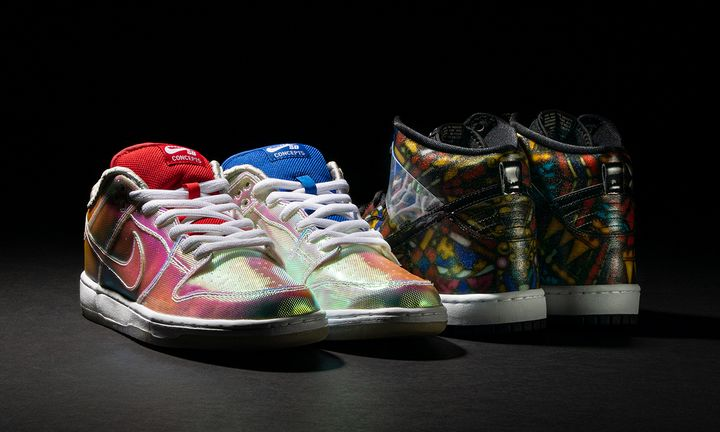 Concepts Nike SB Holy Grail Pack