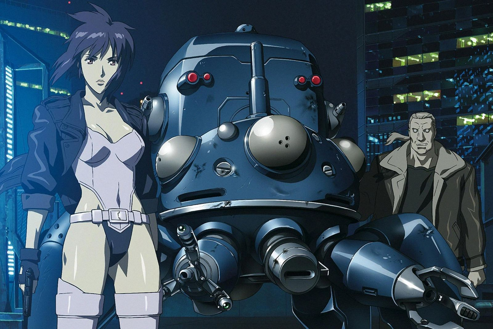 anime for beginners Ghost In The Shell Barefoot Gen Fullmetal Alchemist Millennium Actress