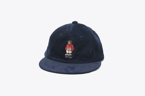 Stadium Bear Cap