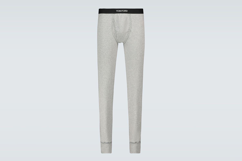 Long John Cotton Pants