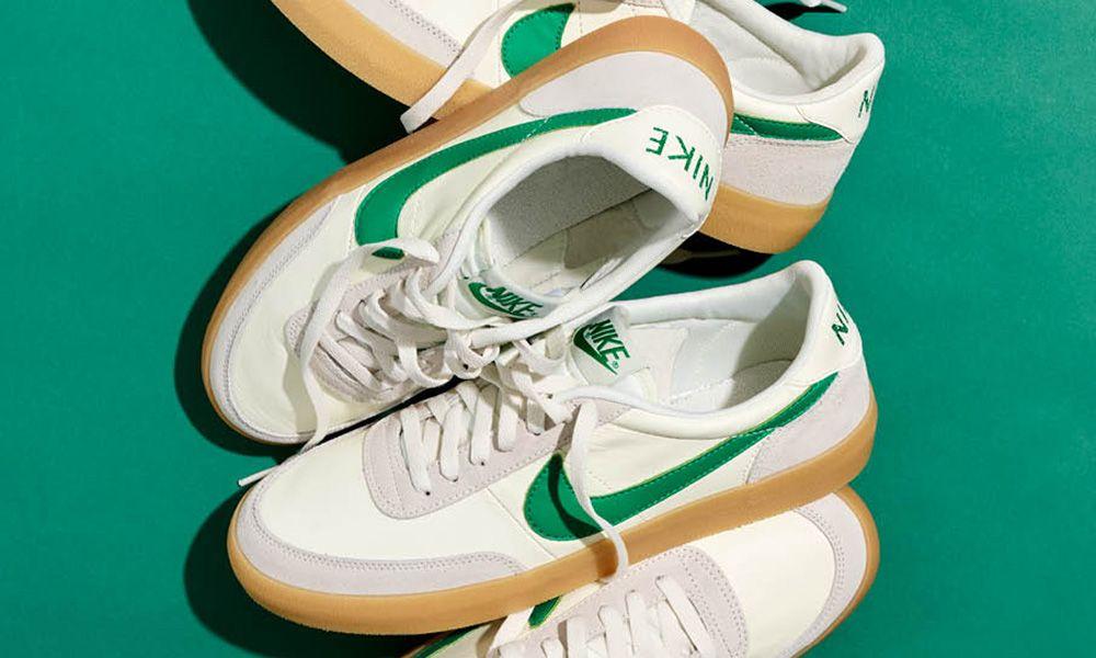 J. Crew x Nike Killshot Sail/Green: Where to Buy Today