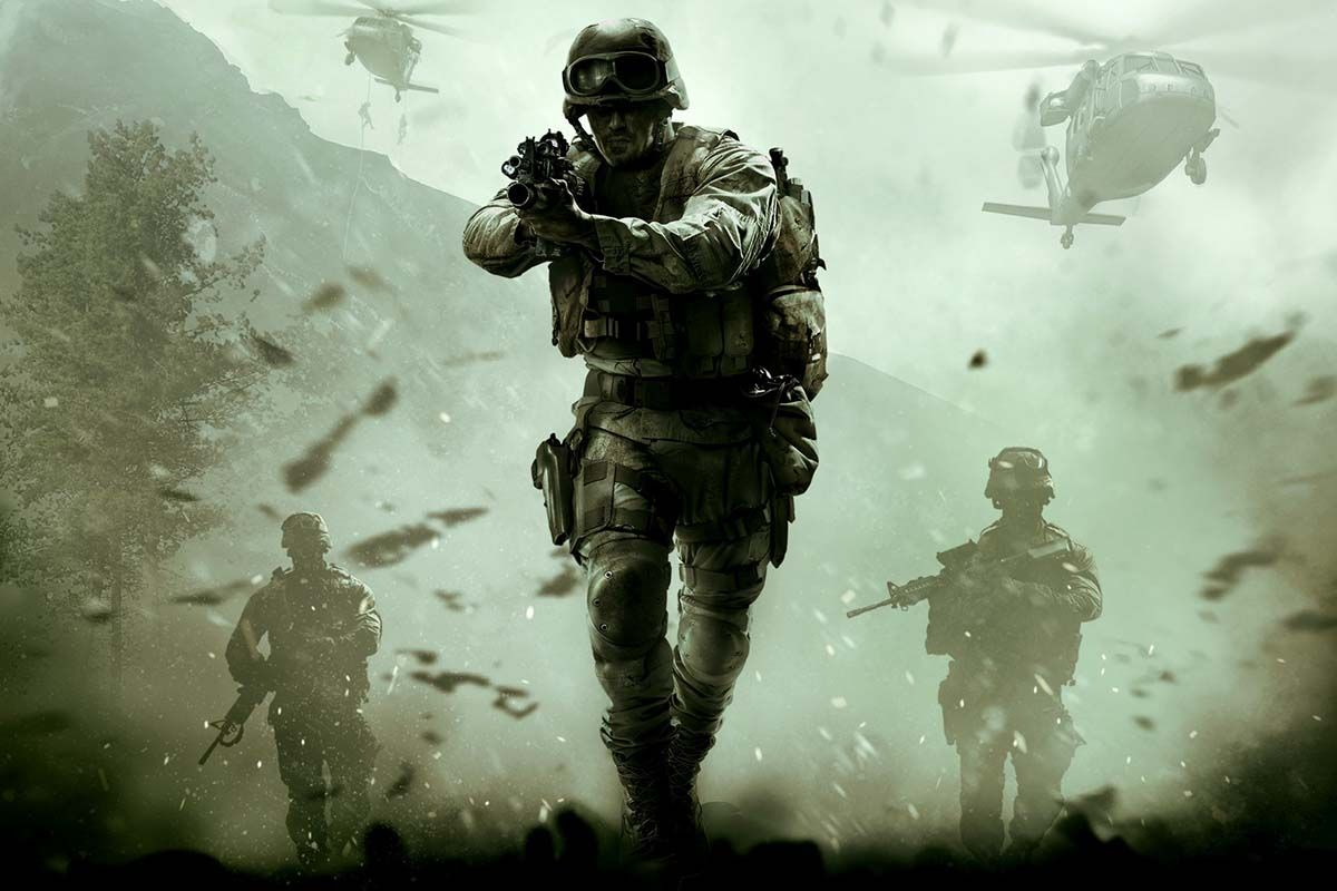 """'Call of Duty 4: Modern Warfare' Officially Getting a """"Soft Reboot"""" in 2019"""